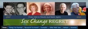 Sex Change Regret - Wenn Transsexuelle bereuen