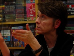 Camille Paglia - ©  BY-NC von Ann Althouse